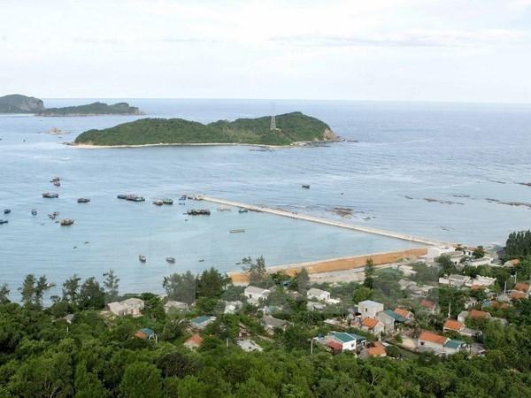 Provincia vietnamita de Quang Ninh aspira a atraer a dos millones de turistas antes de enero hinh anh 1