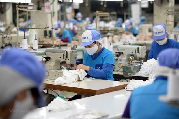 Empresas vietnamitas unen esfuerzos en lucha contra el COVID-19 hinh anh 2