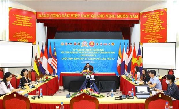 Paises de la ASEAN impulsan cooperacion contra la corrupcion hinh anh 1