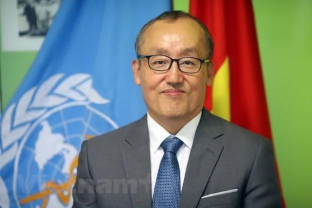 Representante de OMS en Vietnam destaca importancia de igualdad en vacunacion contra COVID-19 hinh anh 1