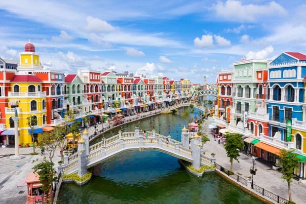 Mantienen plan de isla vietnamita de Phu Quoc de recibir a turistas extranjeros hinh anh 1