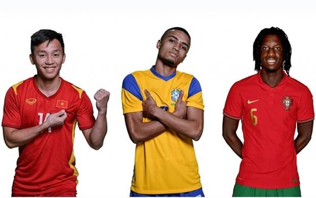 Jugador vietnamita de futbol sala entre los cinco mas prometedores seleccionados por la FIFA hinh anh 1