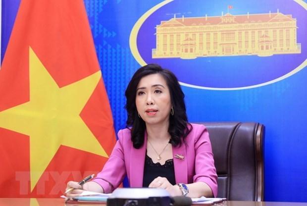 Vietnam dispuesto a compartir experiencias en adhesion al CPTPP hinh anh 1