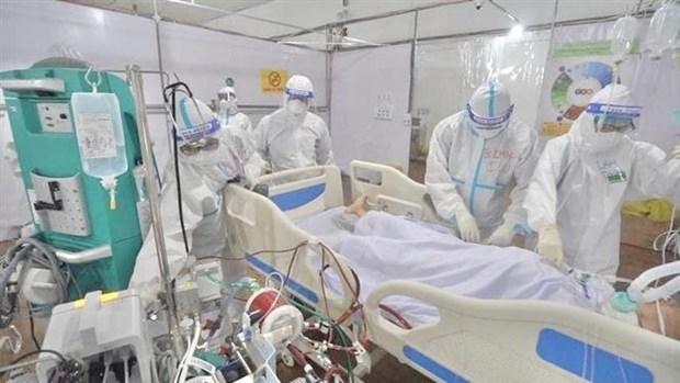 Disminuyen casos del COVID-19 en Vietnam por dos dias consecutivos hinh anh 1