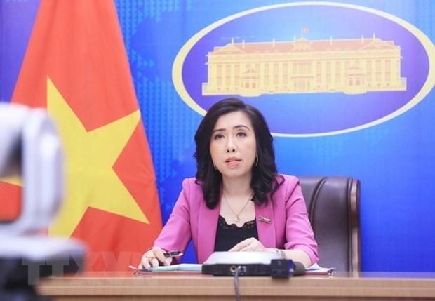 Vietnam llama a paises a contribuir a la paz regional y mundial hinh anh 1