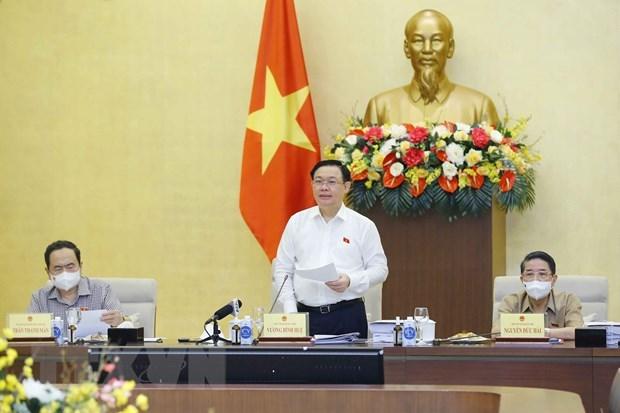 Analizan en Vietnam planificacion del uso de la tierra hinh anh 1