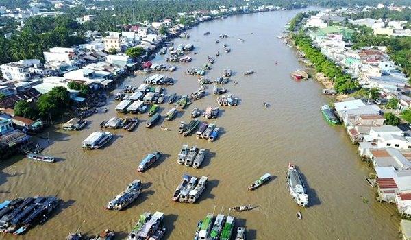 Buscan mejorar sostenibilidad ambiental en subregion del Gran Mekong hinh anh 1