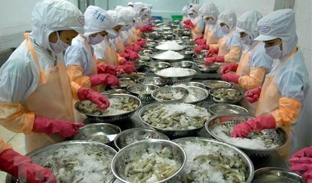 Crecen exportaciones acuicolas vietnamitas a Mexico y Espana a pesar del COVID-19 hinh anh 1