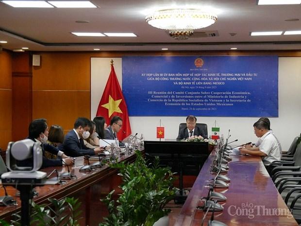 Acuerdo Transpacifico promueve relaciones comerciales Vietnam-Mexico hinh anh 1