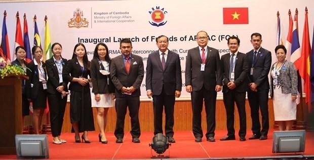 Inauguran iniciativa de Vietnam en actividades contra minas en la region hinh anh 1