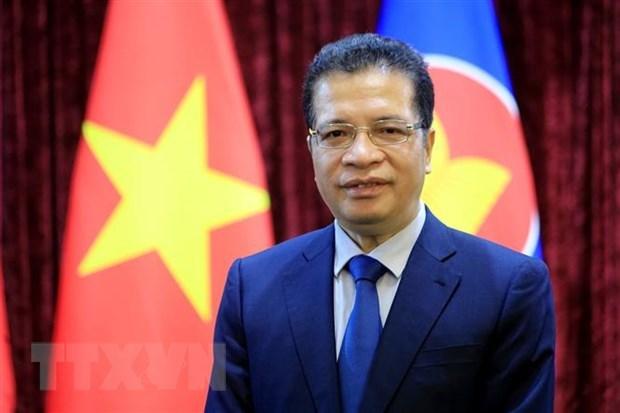 Visita a Rusia del canciller vietnamita fortalecera la asociacion estrategica integral bilateral hinh anh 2