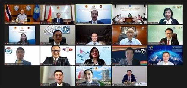 Fomentan Vietnam y Tailandia cooperacion economica en respuesta a pandemia de COVID-19 hinh anh 1