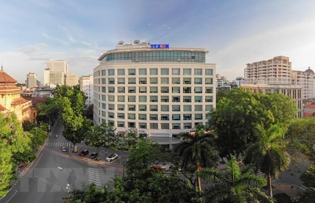 VNA se desarrolla como agencia noticiosa multimedia, profesional y moderna hinh anh 2