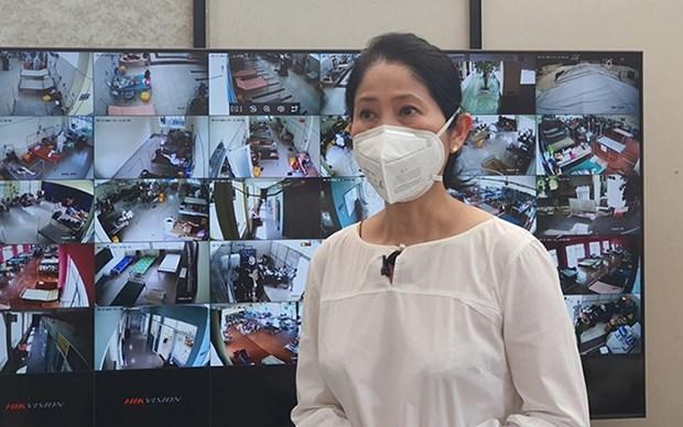Eficiente modelo de atencion a casos de COVID-19 en comunidad en Ciudad Ho Chi Minh hinh anh 1