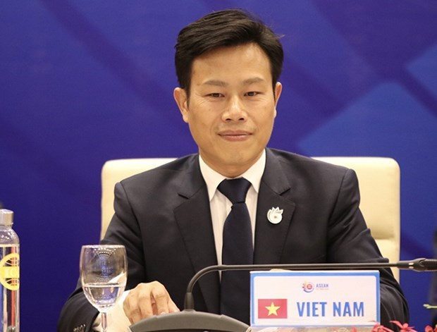 Representante unico de Asia-Pacifico en Consejo Administrativo de AUF proviene de Vietnam hinh anh 1