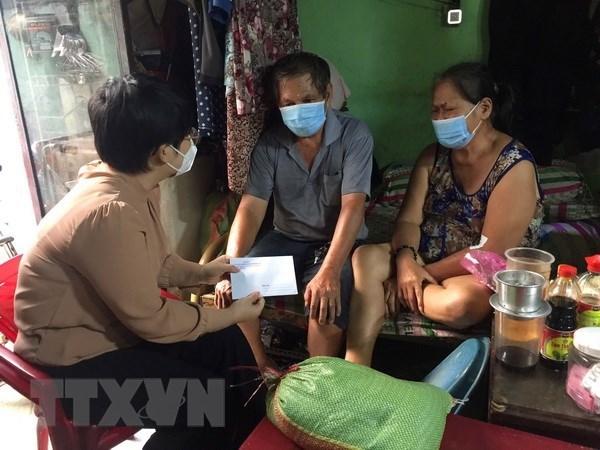 PNUD anuncia informe sobre impactos del COVID-19 en hogares vulnerables en Vietnam hinh anh 1