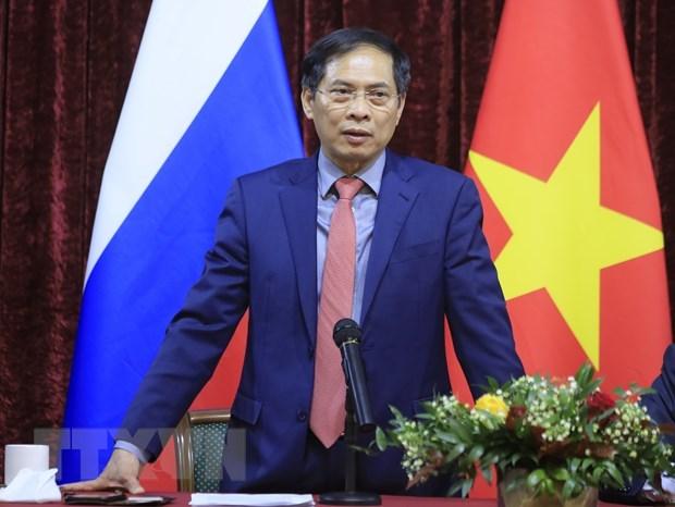 Destacan contribuciones de vietnamitas en Rusia al desarrollo nacional hinh anh 1