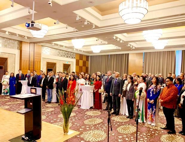 Relacion de amistad tradicional entre Vietnam y Eslovaquia se desarrolla de manera integral hinh anh 1
