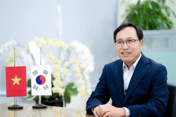 Inversores extranjeros afirman su confianza en la recuperacion economica pos-COVID-19 de Vietnam hinh anh 2