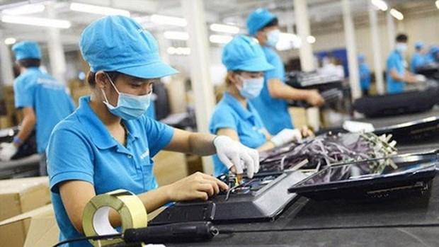 Respaldan a trabajadores y empleadores vietnamitas afectados por el COVID-19 hinh anh 1
