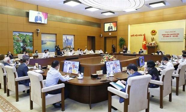 Debaten en Vietnam recuperacion socioeconomica en etapa pospandemica hinh anh 1