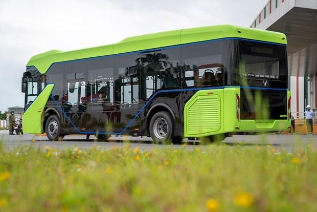 VinFast por conquistar mercado de automoviles electricos europeos hinh anh 1