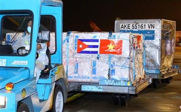 Viaje del presidente vietnamita a Cuba y EE.UU.: Exito de la diplomacia de vacunas hinh anh 2
