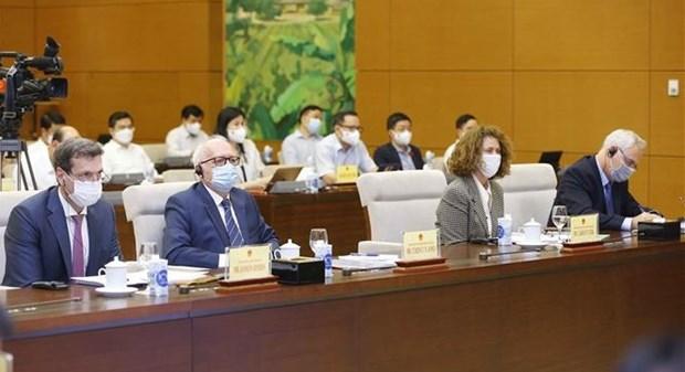 Proponen incrementar apoyo a los afectados por COVID-19 en Vietnam hinh anh 1