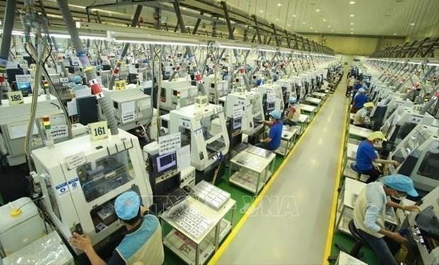 Vietnam figura entre los destinos mas atractivos para los inversores extranjeros hinh anh 1