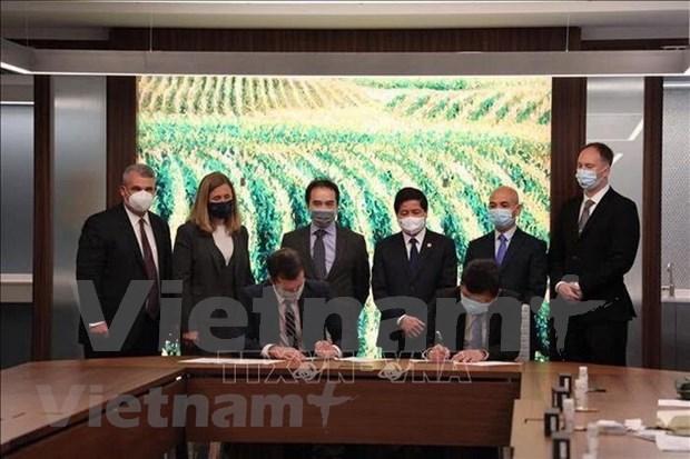 Abren nuevas oportunidades para cooperacion agricola entre Vietnam y EE.UU. hinh anh 3