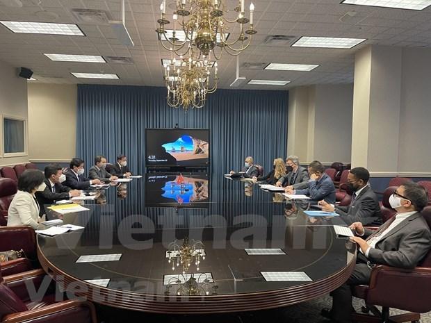 Abren nuevas oportunidades para cooperacion agricola entre Vietnam y EE.UU. hinh anh 1