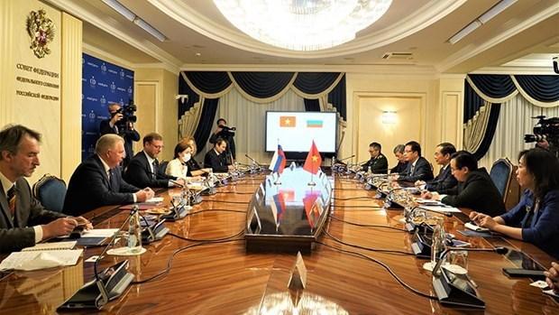 Vietnam es socio importante de Rusia en Asia-Pacifico, afirma alto funcionario hinh anh 1