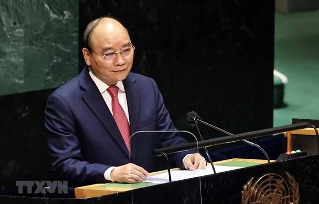 Pagina web canadiense destaca papel y contribuciones de Vietnam en la ONU hinh anh 1