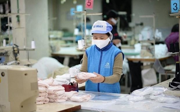 Vietnam exporta mas de 15 millones de mascarillas en agosto hinh anh 1