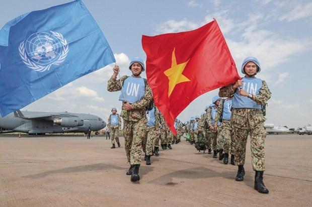 Pagina web canadiense destaca papel y contribuciones de Vietnam en la ONU hinh anh 2