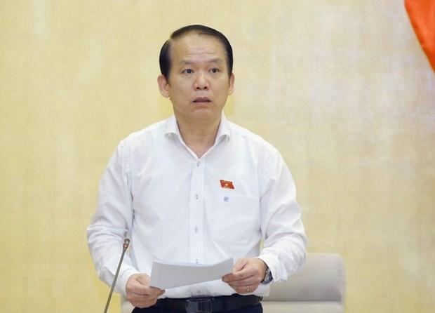 Parlamento vietnamita aborda modificacion de la Ley de Propiedad Intelectual hinh anh 1