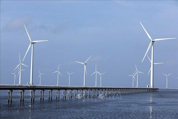 Energias solar y eolica en Vietnam registran mayor crecimiento en la region en 2020 hinh anh 1