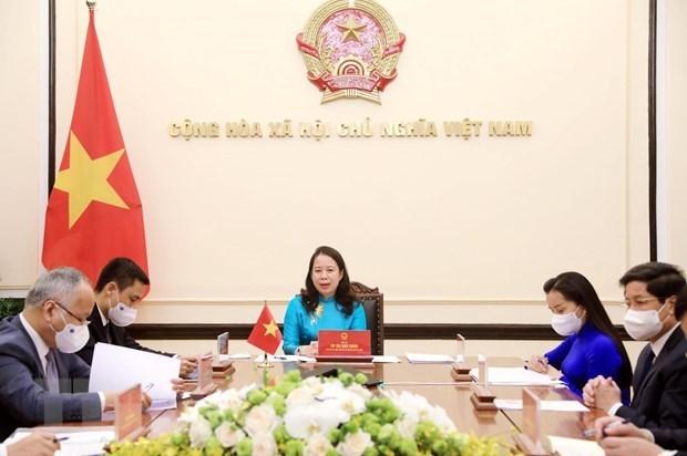 Vietnam y Nigeria buscan agilizar vinculos multisectoriales hinh anh 1
