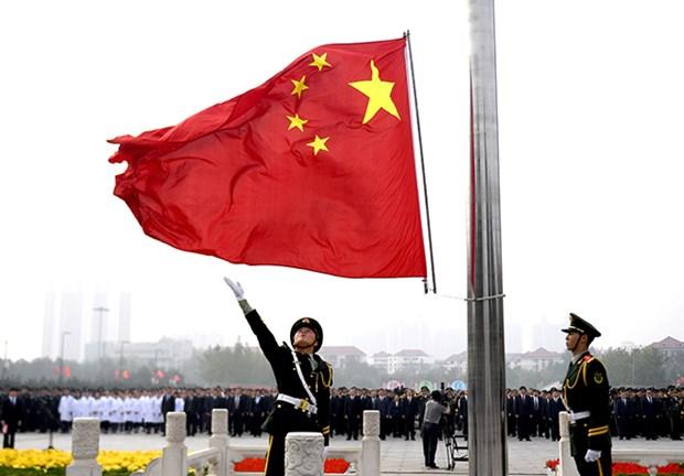 Vietnam felicita a China por su Dia Nacional hinh anh 2