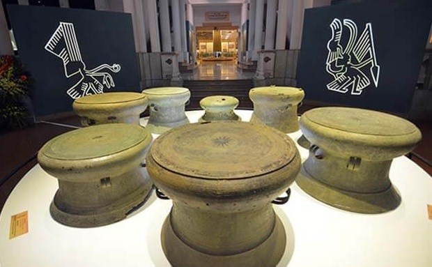 Efectuan en Suiza exposicion que resalta metalurgia de antigua cultura vietnamita hinh anh 1