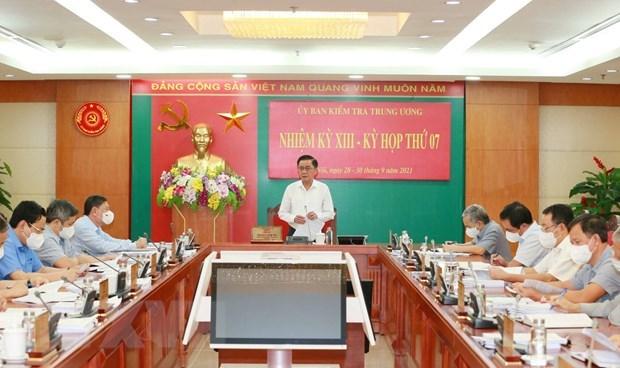 Aplican medidas disciplinarias a instancia partidista en la Policia Maritima de Vietnam hinh anh 1