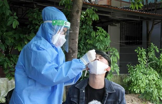Vietnam registra mas de tres mil 600 casos nuevos del COVID-19 hinh anh 1