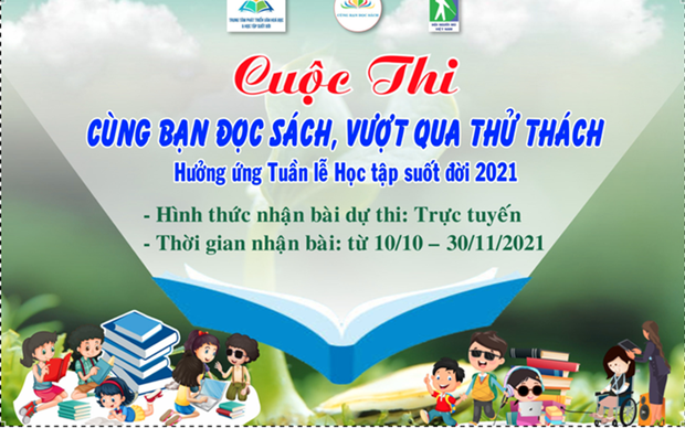 Lanzan en Vietnam concurso para concienciar sobre el papel del aprendizaje permanente hinh anh 2