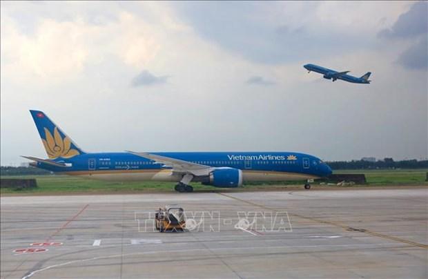 Vietnam Airlines reanuda vuelos comerciales entre Da Nang y Ciudad Ho Chi Minh hinh anh 2