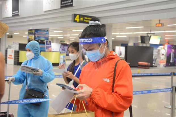 Vietnam Airlines reanuda vuelos comerciales entre Da Nang y Ciudad Ho Chi Minh hinh anh 1