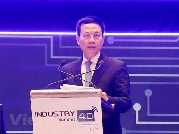 Vietnam debe aprovechar la Industria 4.0 para convertirse en un pais desarrollado hinh anh 5
