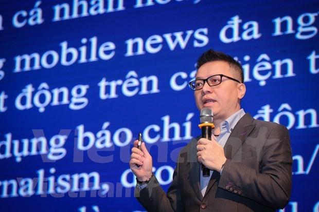 Instan a los periodistas a adoptar nuevas tecnologias hinh anh 3