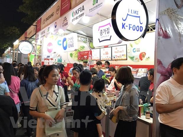 Promueve VKFTA intercambio comercial entre Vietnam y Corea del Sur hinh anh 1