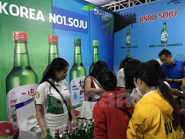 Promueve VKFTA intercambio comercial entre Vietnam y Corea del Sur hinh anh 2