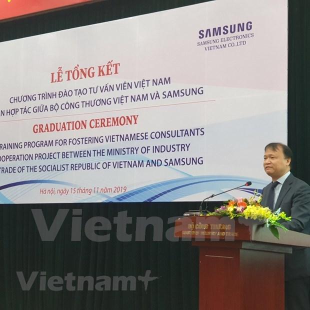 Promueve VKFTA intercambio comercial entre Vietnam y Corea del Sur hinh anh 3